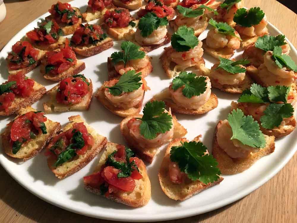 Crostini som hjemmelavet tapas - 2 opskrifter der smager skønt