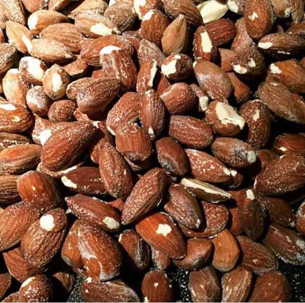 Opskrift: Superlette saltede mandler i ovn