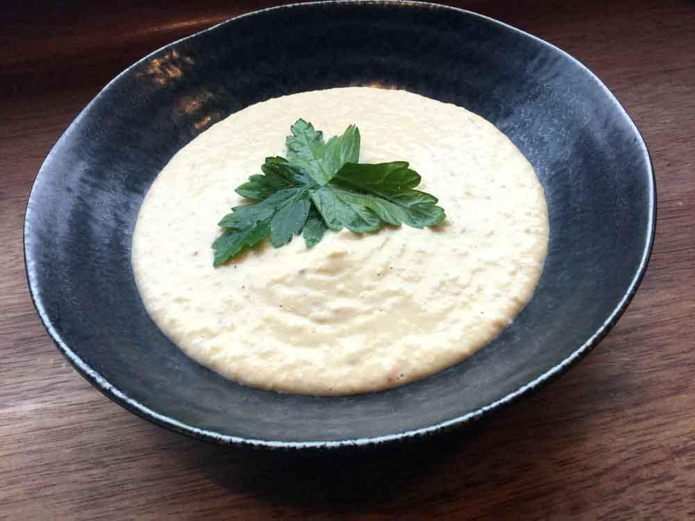 Opskrift: Hummus – verdens lækreste dip