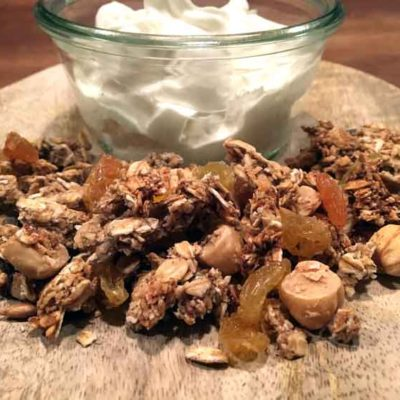 Opskrift: Sund kokos mysli (granola)