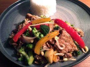 Opskrift: Chop suey som på kinagrillen