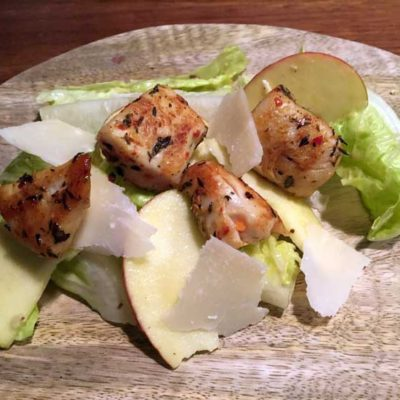 Opskrift: Den originale Caesar's Salad