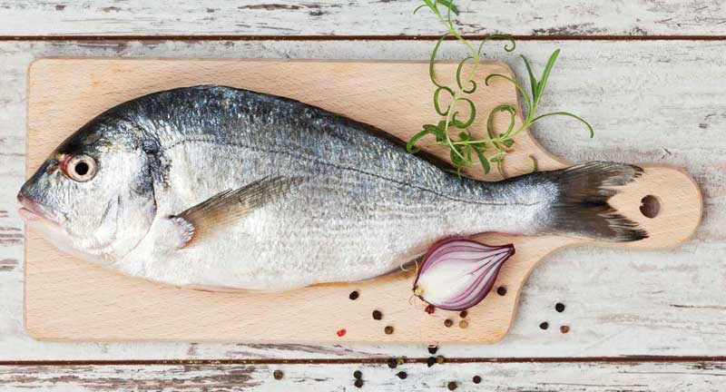 Fisk er godt og sundt
