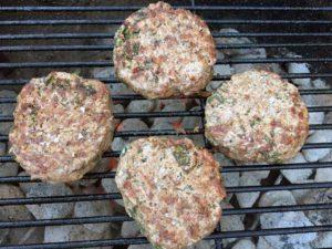 Opskrift: Græsk bøf på grill