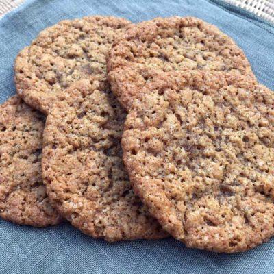 Opskrift: Pikante ingefær cookies