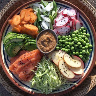 Opskrift: Poké bowl - sushi fra Hawaii