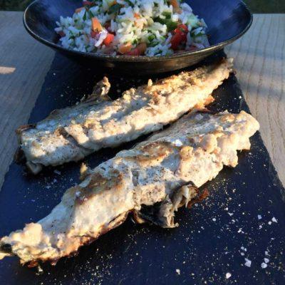 Opskrift: Makrel stegt på panden