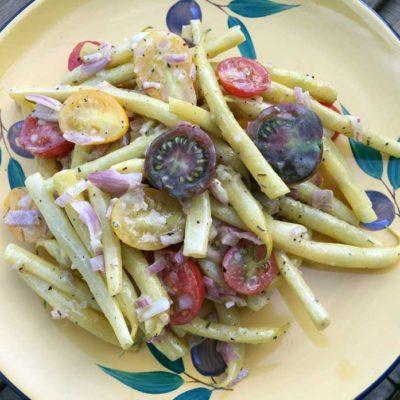 Opskrift: Sund og lækker bønnesalat
