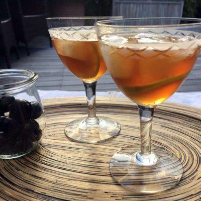 Opskrift: Manhattan - en cocktail for voksne