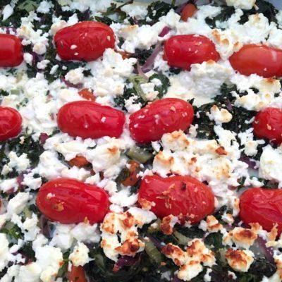 Opskrift: Vegetar omelet i ovn