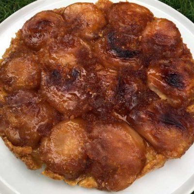 Fransk æbletærte - tarte tatin