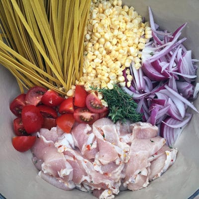 Opskrift: Lynhurtig one pot pasta