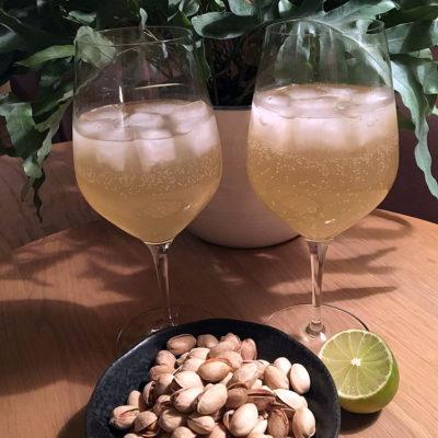 Opskrift: Le Fizz cocktail (på 5 minutter)