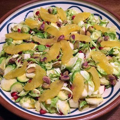 Opskrift: Lækker antiinflammatorisk salat