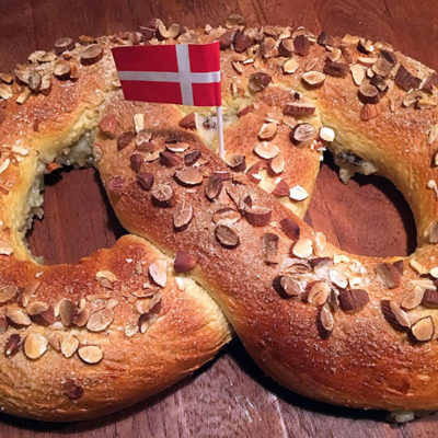 Opskrift: Hip hurra for en (fødselsdags) kringle