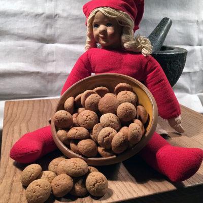 Opskrift: Julens nemmeste pebernødder