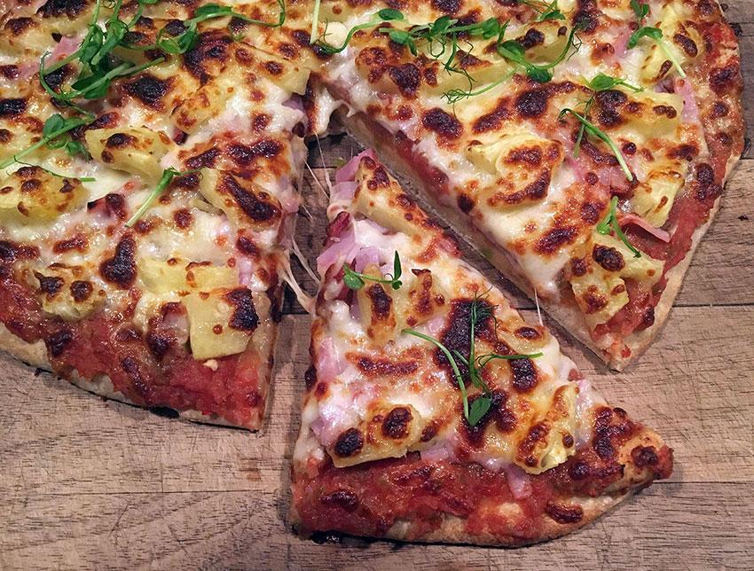 Opskrift: Hawaii pizza – nr. 1 i Australien