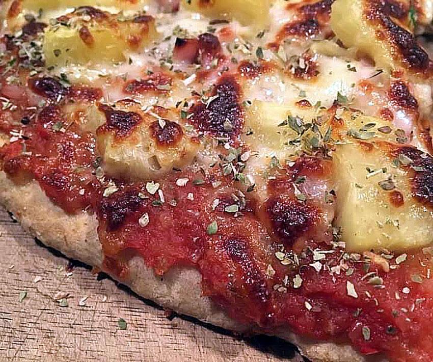 Opskrift: Lynhurtig hjemmelavet tomatsovs til pizza