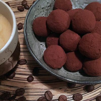 Opskrift: Skønne, sunde kaffekugler