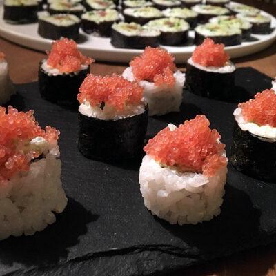 Opskrift: Nordisk makirulle (ny slags sushi)