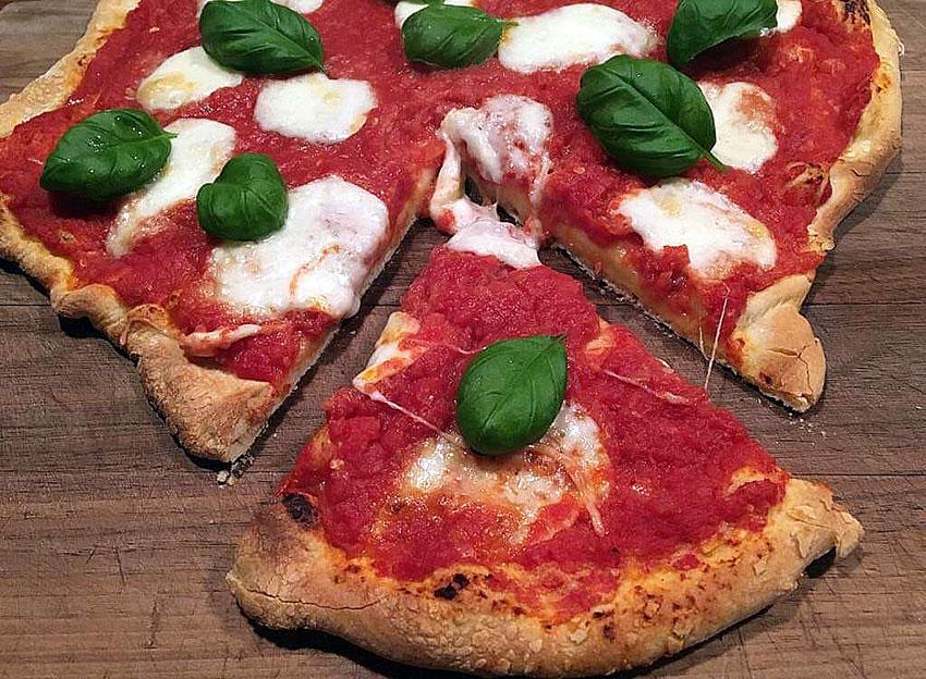 Opskrift: Ægte italiensk pizza Margherita