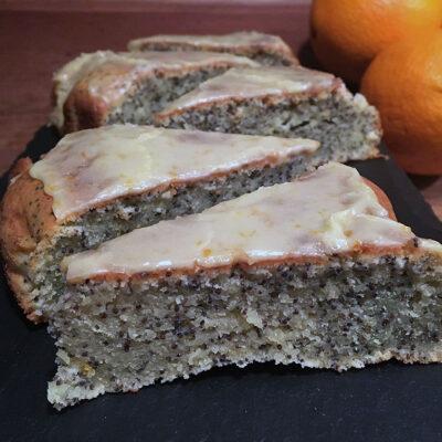 Opskrift: Tysk birkeskage med appelsin