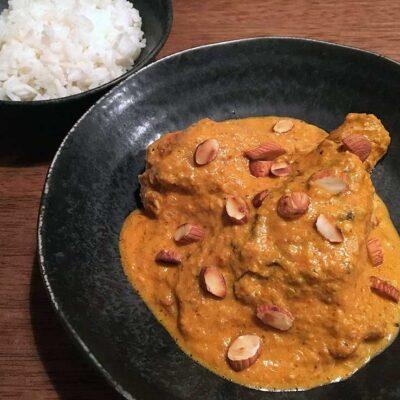 Opskrift: Ægte indisk butter chicken