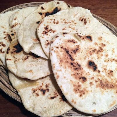 Opskrift: Tyrkiske fladbrød - lavas ekmegi