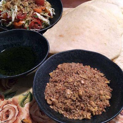 Opskrift: Dukkah – egyptisk nøddedrys
