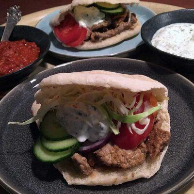 Opskrift: Autentisk hjemmelavet shawarma