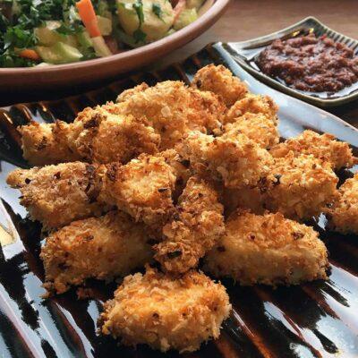Opskrift: Chicken nuggets / kyllingenuggets