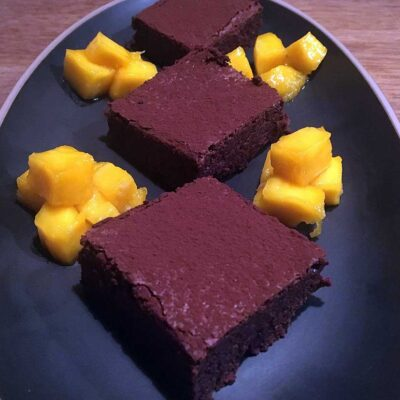 Opskrift: Nem chokoladekage uden mel