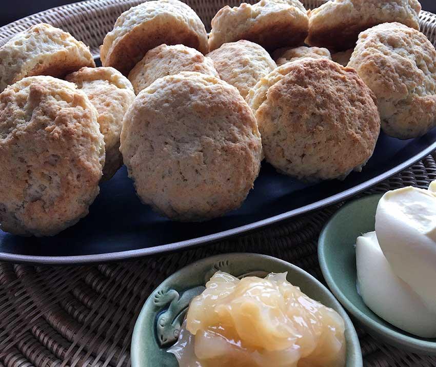 Opskrift: 15 perfekte scones på 30 minutter