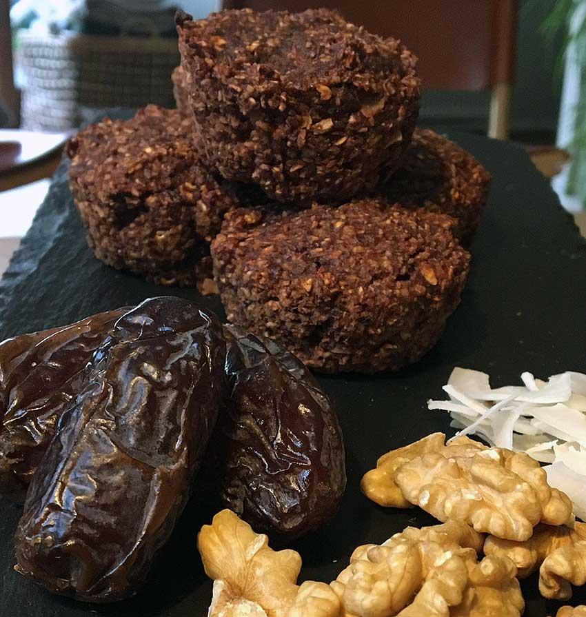 Opskrift: 12 sunde chokolademuffins på 30 minutter