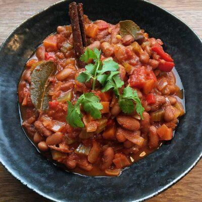 Opskrift: En fyldig chili sin carne