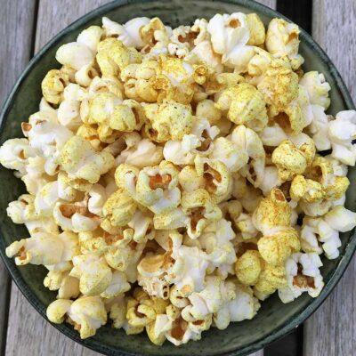 Opskrift: Popcorn i gryde