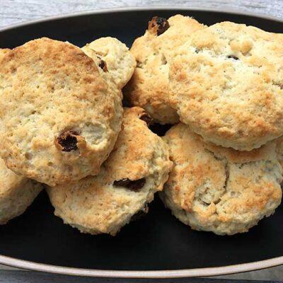 Opskrift: 15 skønne scones