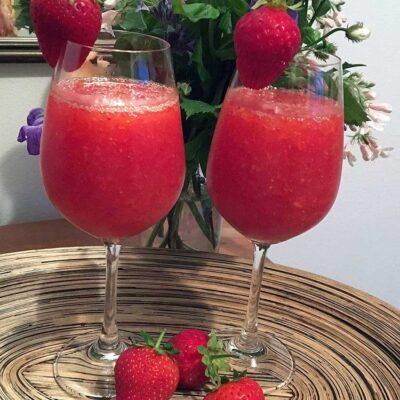 Opskrift: Mumselækker jordbær daiquiri