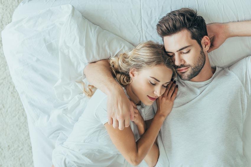 Par der sover sammen
