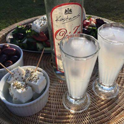 Opskrift: 5 skønne drinks med ouzo
