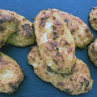 Opskrift: Blomkålskroketter - sund junkfood