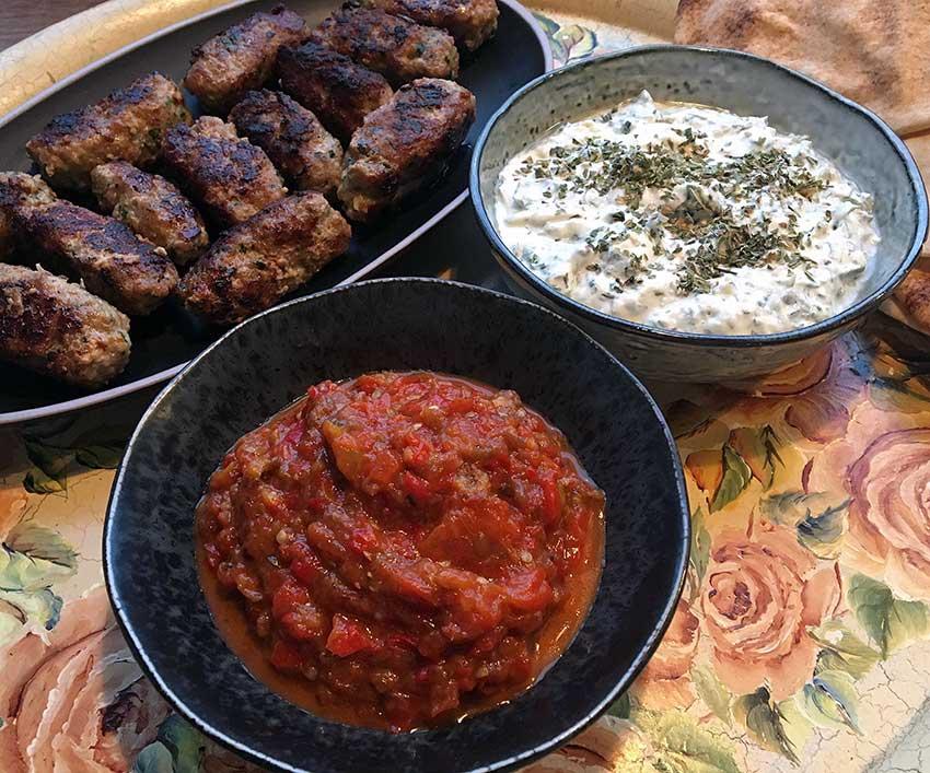 Opskrift: Ajvar – kroatisk peberfrugt-dip