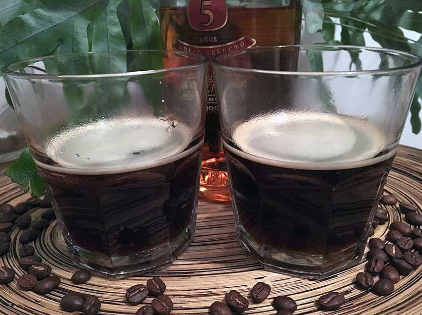 Opskrift: Carajillo – ildfuld spansk kaffe
