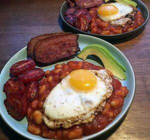 Opskrift: Hjemmelavede baked beans
