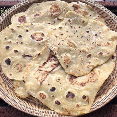 Opskrift: Nemme sydafrikanske roti /chapati