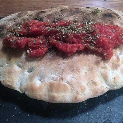 Opskrift: Ægte italiensk calzone - indbagt pizza