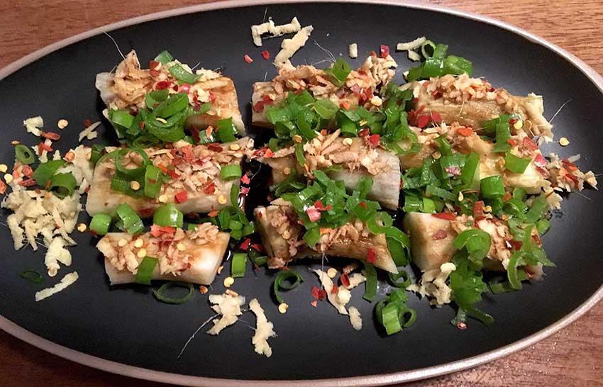 Opskrift: Grillet japansk aubergine – yaki nasu