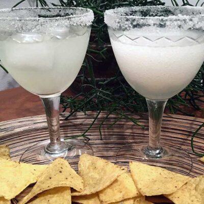 Opskrift: Den originale margarita & frozen margarita