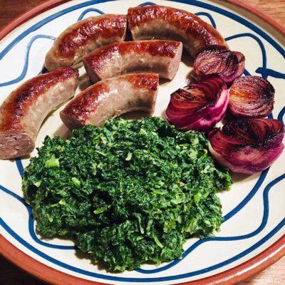 Opskrift: Hurtig hjemmelavet grønlangkål