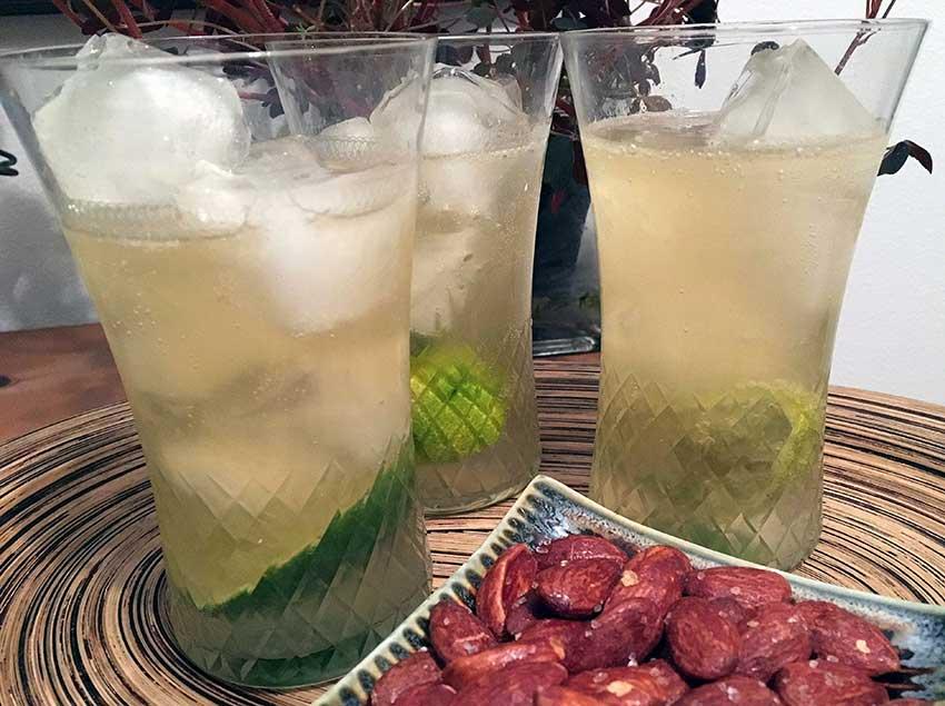 Opskrift: Whisky Rickey – klassisk cocktail